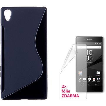 CONNECT IT S-Cover Sony Xperia Z5 Premium černé (CI-902)