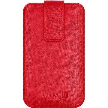 CONNECT IT U-COVER vel. M, červené (CI-1107)