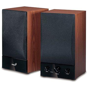 Genius SP-HF1250B Ver. II barva dřeva (31730011400)
