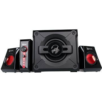 Genius GX Gaming SW-G2.1 1250 černé (31730980100)