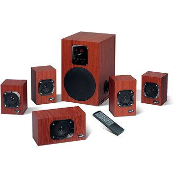 Genius Home Theater SW-HF 5.1 4800 (31731048100)