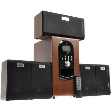 Genius Home Theater SW-HF 5.1 6000 (31730022101)