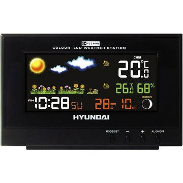 Meteostanice Hyundai WS 2202 (HYUWS2202)