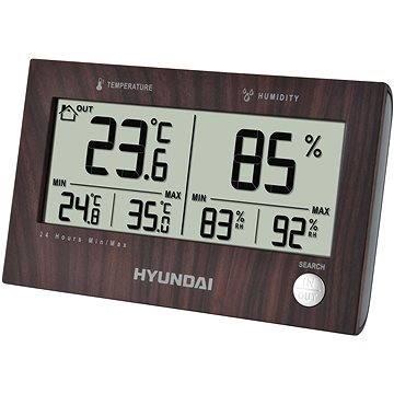 Meteostanice Hyundai WS 2215WN barva dřeva (HYUWS2215WN)