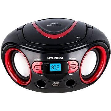 Hyundai TRC 533 AU3BR černo-červený (HYUTRC533AU3BR)