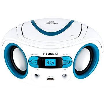Hyundai TRC 533 AU3WBL bílo-modrý (HYUTRC533AU3WBL)