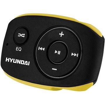 Hyundai MP 312 4GB černo-žlutý (HYUMP312GB4BY)