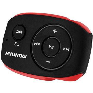 Hyundai MP 312 8GB černo-červený (HYUMP312GB8BR)