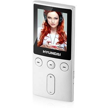 Hyundai MPC 501 FM 8GB stříbrný (HYUMPC501GB8FMS)