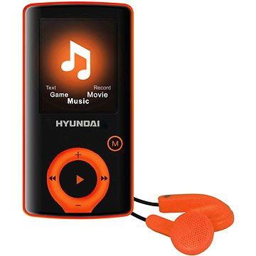 Hyundai MPC 883 FM 4GB oranžová (HYUMPC883GB4FMO)