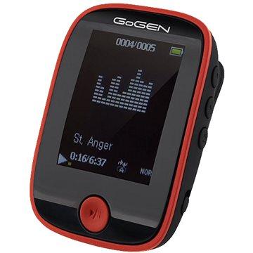 Gogen MXM 421 GB4 BT BR černo-červený (GOGMXM421GB4BTBR)