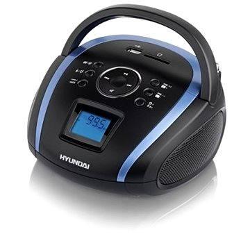 Hyundai TR 1088 BT3BBL černo-modrá (HYUTR1088BT3BBL)