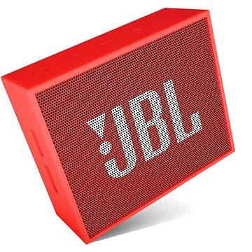 JBL GO - červený (GO red)