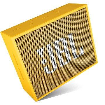 JBL GO - žlutý (Go yellow)