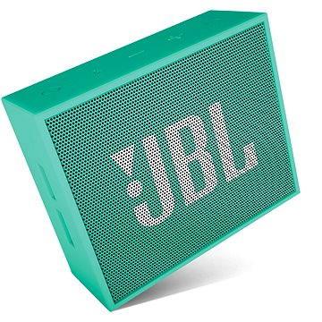 JBL GO - tyrkysový (GO turqoise)