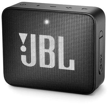 JBL GO 2 černý (JBL GO2BLACK)