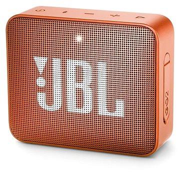 JBL GO 2 oranžový (JBL GO2ORANGE)