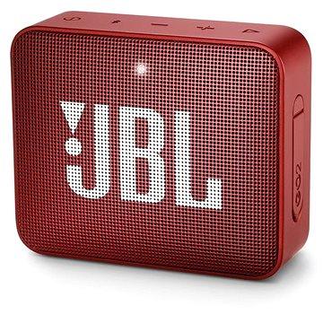 JBL GO 2 červený (JBL GO2RED)