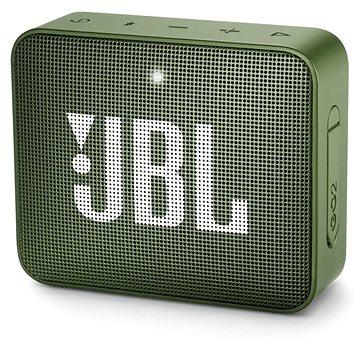 JBL GO 2 zelený (JBL GO2GREEN)