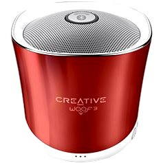 Creative Woof 3 Rouge Red (51MF8230AA001)