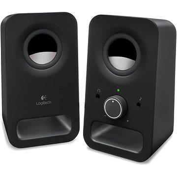 Logitech Speakers Z150 černé (980-000814)