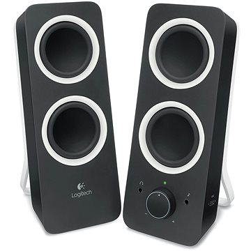 Logitech Multimedia Speakers Z200 černé (980-000810)
