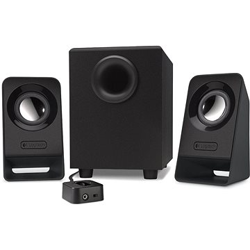 Logitech Multimedia Speakers Z213 černé (980-000942)