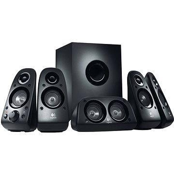 Logitech Surround Sound Speakers Z506 (980-000431)
