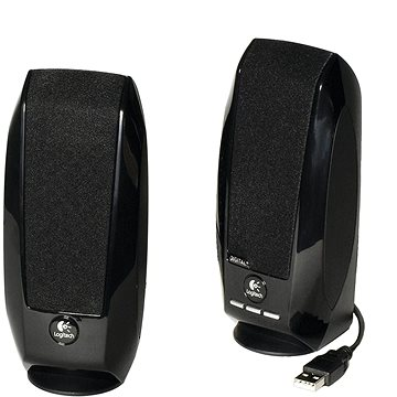 Logitech S150 Digital USB Speaker System (980-000029)