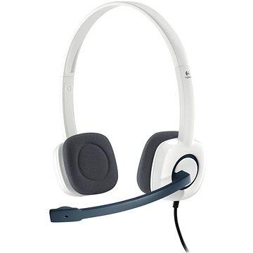 Logitech Stereo Headset H150 Coconut (981-000350)