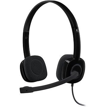 Logitech Stereo Headset H151 (981-000589)