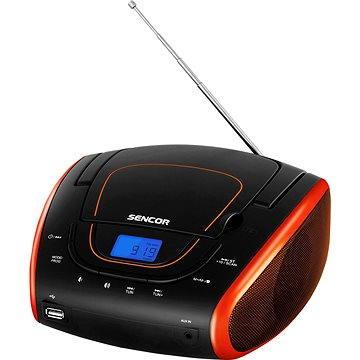 Sencor SPT 1600 černo-oranžová (SPT 1600 BOR)