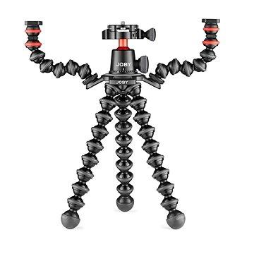 JOBY GorillaPod 3K PRO Rig černá/červená (E61PJB01567)