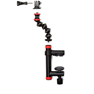 JOBY Action Clamp & GorillaPod Arm + GoPro mount (JB01280)