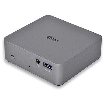 I-TEC USB-C Metal 4K (C31METAL4KDOCKPD)