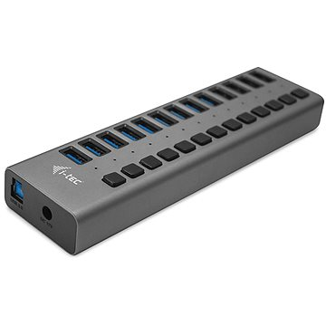 I-TEC USB 3.0 Charging HUB 13port + Power Adapter 60 W (U3CHARGEHUB13)