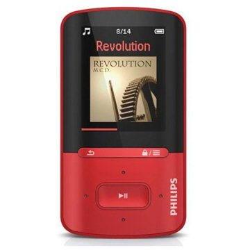 Philips ViBE SA4VBE04RF červený (SA4VBE04RF/12)