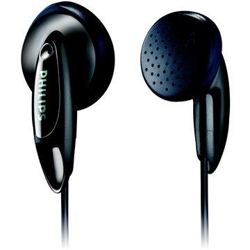Philips SHE1350 černá (SHE1350/00)