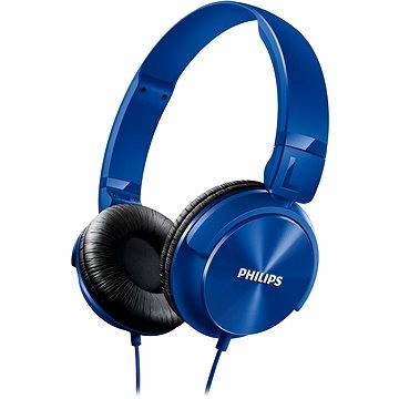 Philips SHL3060BL modrá (SHL3060BL/00)