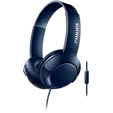 Philips SHL3075BL modrá (SHL3075BL/00) + ZDARMA Audiokniha MP3 Saturnin