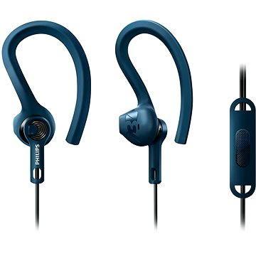 Philips SHQ1405BL modrá (SHQ1405BL/00) + ZDARMA Sluchátka Philips SHE3705LB tyrkysová