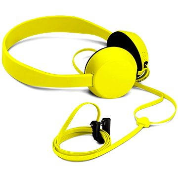 Nokia WH-520 Knock by Coloud žlutý (02738X9)