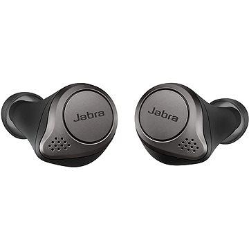 Jabra Elite 75t titanově černá (100-99090000-60)