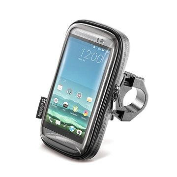 Cellularline Interphone SMART pro telefony do velikosti 5.2 černé (SMSMART52)