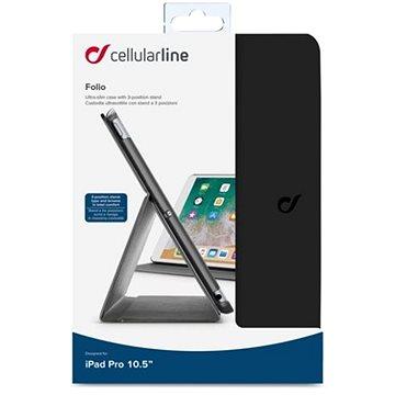 "CellularLine FOLIO pro Apple iPad Pro 10,5"" černé (FOLIOIPADPRO105K)"