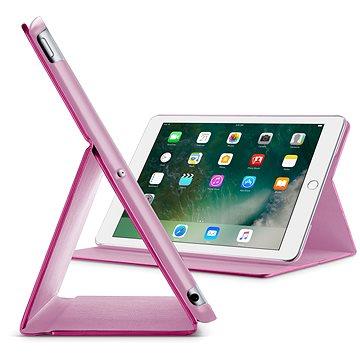 "CellularLine FOLIO pro Apple iPad 9.7"" (2018) růžové (FOLIOIPAD1897P)"