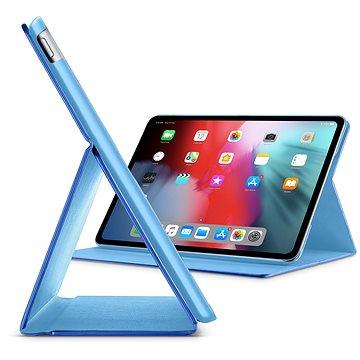 "CellularLine FOLIO pro Apple iPad Pro 11"" (2018) modré (FOLIOIPADPRO1811B)"