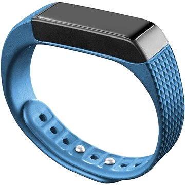 Fitness náramek CellularLine EasyFit Touch modro-černý (BTEASYFITTOUCHB)