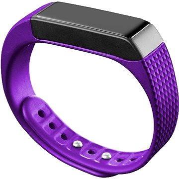 Fitness náramek CellularLine EasyFit Touch růžovo-černý (BTEASYFITTOUCHP)