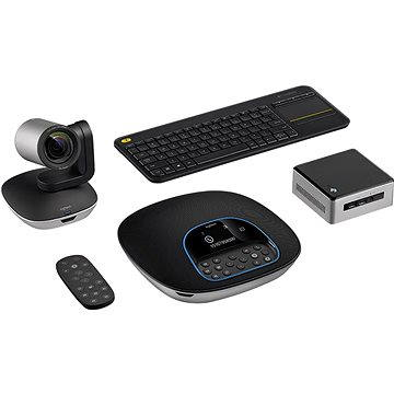 Logitech ConferenceCam Group Kit s Intel NUC (NUC/GRO/CZ/1)
